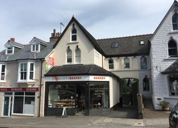 Thumbnail Retail premises for sale in 21 East Street, Okehampton, Devon