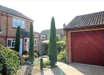 Robin Close, Southwater, Horsham RH13. 2 bed semi-detached house