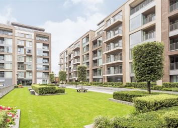 Thumbnail 1 bed flat to rent in Lockside House, Chelsea Creek, 3 Thurstan Street, Fulham, London