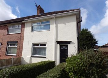 Thumbnail 3 bed end terrace house for sale in Manica Crescent, Fazakerley, Liverpool, Merseyside