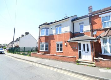 Thumbnail 1 bedroom flat to rent in Church Road, Swanscombe