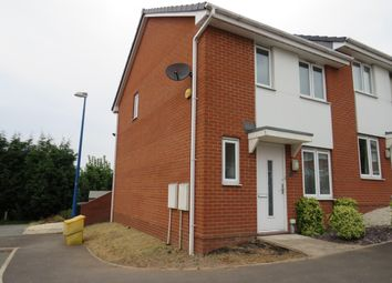 Thumbnail 3 bed semi-detached house to rent in Sandwell Grove, Cradley Heath