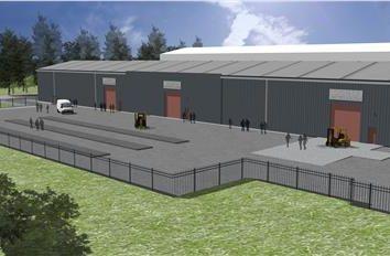 Thumbnail Industrial to let in Peasiehill Road Elliot Industrial Estate, Arbroath