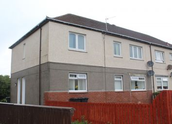 Thumbnail 3 bed flat for sale in Donaldson Avenue, Stevenston