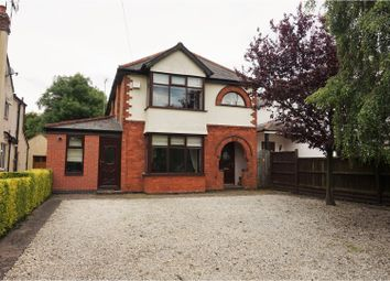 Thumbnail 3 bed detached house for sale in Uppingham Road, Houghton On The Hill