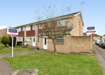 Thumbnail 4 bed end terrace house for sale in Leaholme Waye, Ruislip, Middlesex