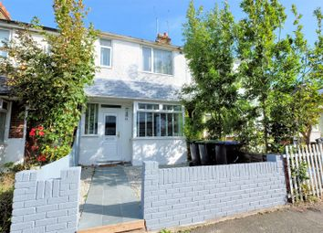 Thumbnail 3 bed terraced house for sale in Westmeads Road, Whitstable