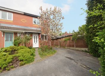 Thumbnail 3 bed semi-detached house to rent in Shelburne Street, Stoke, Staffordshire
