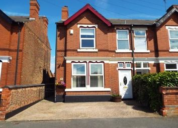 Thumbnail 3 bed semi-detached house to rent in Ingham Road, Long Eaton