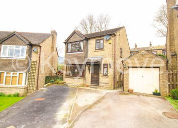 Thumbnail 3 bedroom detached house for sale in Cheriton Drive, Queensbury, Bradford