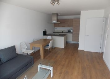 Thumbnail 1 bed flat to rent in Boathouse Apartments, 8 Cotall Street, London