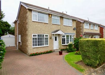 Thumbnail 4 bedroom detached house for sale in Swithens Drive, Rothwell