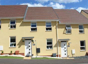 3 bed terraced house for sale in Longwool Run, Cullompton, Devon EX15