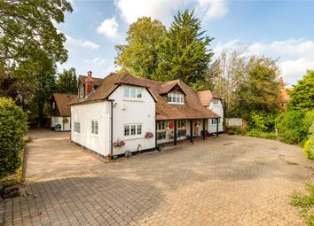6 bed detached house for sale in Glaston Hill Road, Eversley, Hook RG27