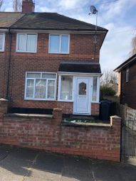 Thumbnail 2 bed terraced house to rent in Cossington Road, Erdington, Birmingham