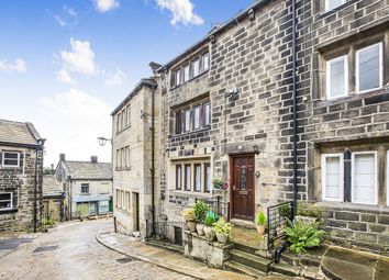 Thumbnail 3 bed terraced house for sale in Towngate, Heptonstall, Hebden Bridge