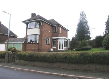 Thumbnail 4 bedroom detached house for sale in High Haden Road, Cradley Heath