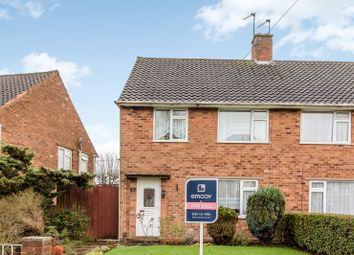 Thumbnail 3 bedroom semi-detached house for sale in Hilton Road, Wolverhampton