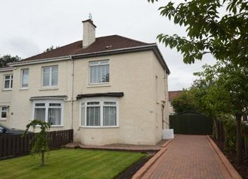 Thumbnail 2 bed semi-detached house for sale in Alderman Road, Knightswood, Glasgow