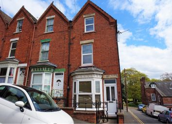 Thumbnail 4 bed end terrace house for sale in Arboretum Avenue, Lincoln