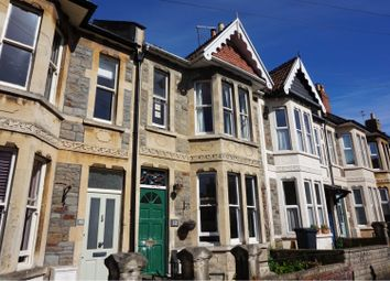 Thumbnail 3 bed terraced house for sale in Harrow Road, Brislington