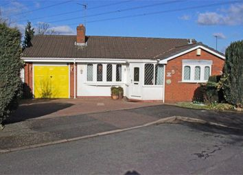 Thumbnail 3 bed detached bungalow for sale in Stour, Hockley, Tamworth, Staffordshire