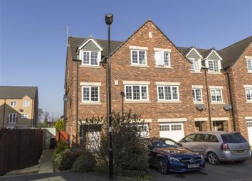 Thumbnail 4 bed town house for sale in College Court, Dringhouses, York