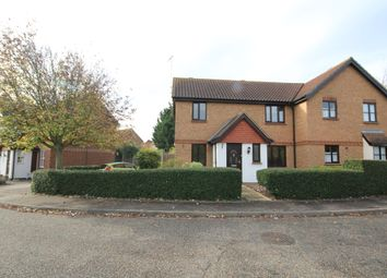 Thumbnail 3 bedroom semi-detached house for sale in Cusak Road, Chelmsford