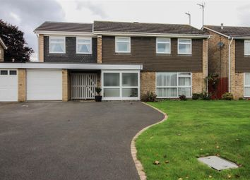 Thumbnail 5 bed link-detached house for sale in Apsley Way, Longthorpe, Peterborough
