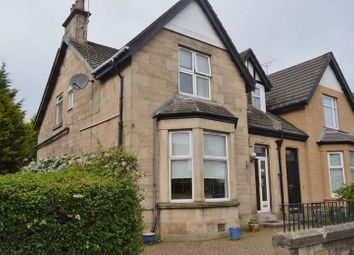 Thumbnail 3 bed semi-detached house for sale in Springburn Road, Bishopbriggs, Glasgow