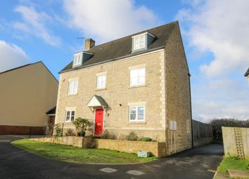 Thumbnail 5 bed detached house for sale in Tyndale View, Kingswood, Gloucestershire