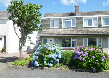 Thumbnail 2 bed semi-detached house for sale in Loganbarns Drive, Dumfries