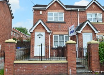 Thumbnail 2 bedroom semi-detached house to rent in Reedshaw Road, Manchester