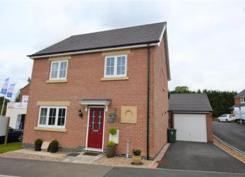 Thumbnail 3 bed detached house for sale in Field Edge Drive, Barrow Upon Soar, Loughborough