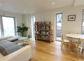 Thumbnail 2 bed flat to rent in Cribb Lodge, 20 Love Lane, London
