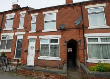 3 bed terraced house for sale in Frederick Road, Stapleford, Nottingham NG9