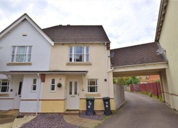 Thumbnail 2 bed property to rent in Britric Close, Flitch Green, Dunmow