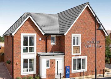 Thumbnail 3 bed semi-detached house for sale in Blanchard Road, Tadpole Garden Village, Swindon