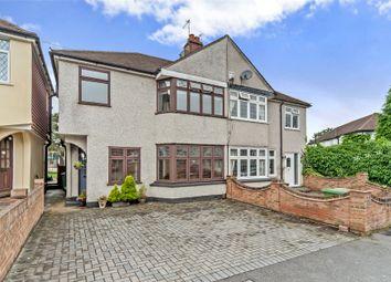 Thumbnail 4 bedroom semi-detached house for sale in Murchison Avenue, Bexley, Kent