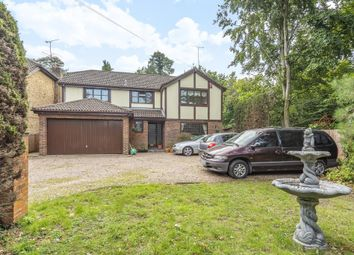 Camberley, Surrey GU15. 5 bed detached house