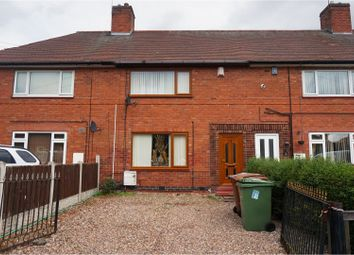 Thumbnail 3 bed terraced house for sale in Bramley Road, Nottingham