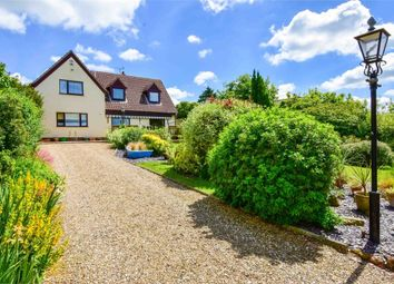 Thumbnail 4 bedroom detached house for sale in The Croft, Bures, Suffolk