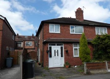 Thumbnail 3 bed semi-detached house for sale in Crossfield Road, Handforth, Wilmslow, Cheshire