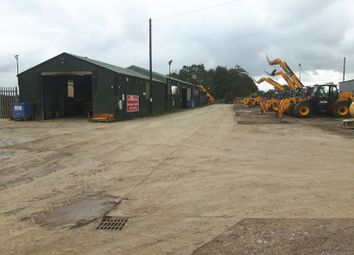 Thumbnail Industrial to let in Old Station Road, Hullavington, Chippenham