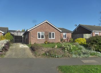 Thumbnail 3 bed detached bungalow for sale in Thieves Lane, Attleborough