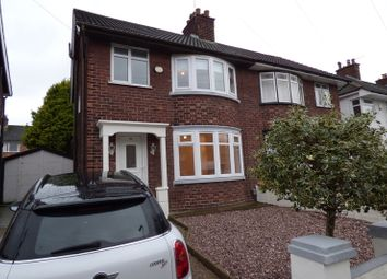 Thumbnail 2 bed semi-detached house to rent in Rosefield Avenue, Bebington