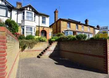 Thumbnail 3 bed semi-detached house for sale in Upper Fant Road, Maidstone, Kent