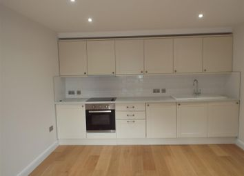 Thumbnail 1 bedroom flat to rent in Vicarage Road, Hailsham