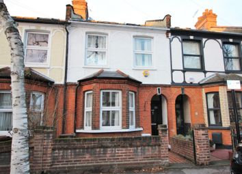 Thumbnail 4 bed terraced house for sale in Brookscroft Road, Walthamstow