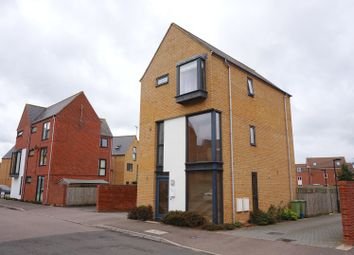Thumbnail 4 bed detached house for sale in Loughborough Drive, Milton Keynes